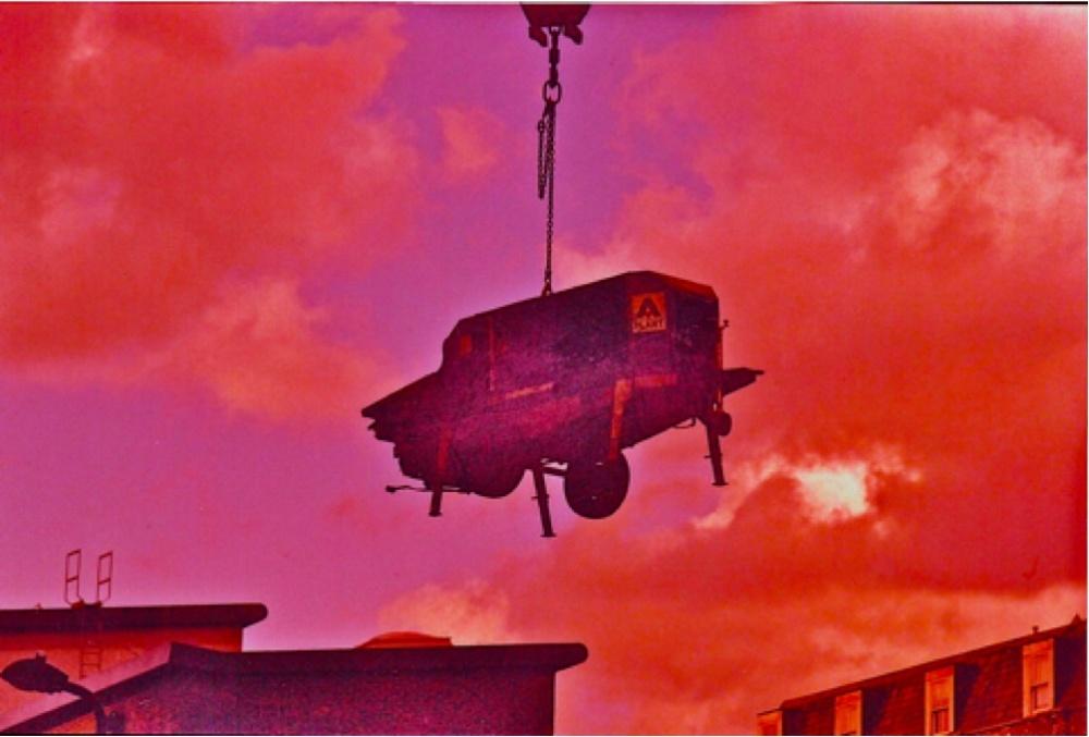 Car Lift Clouds